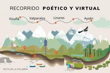 Gabriela Mistral y su afán de contar Chile